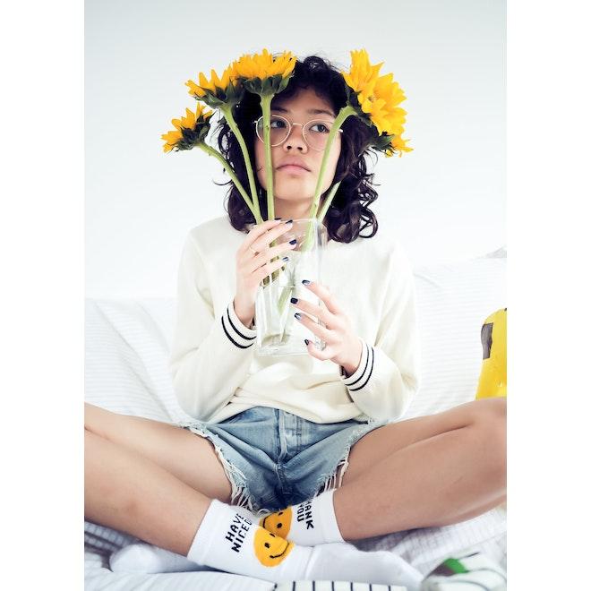 The Alicia - Cream