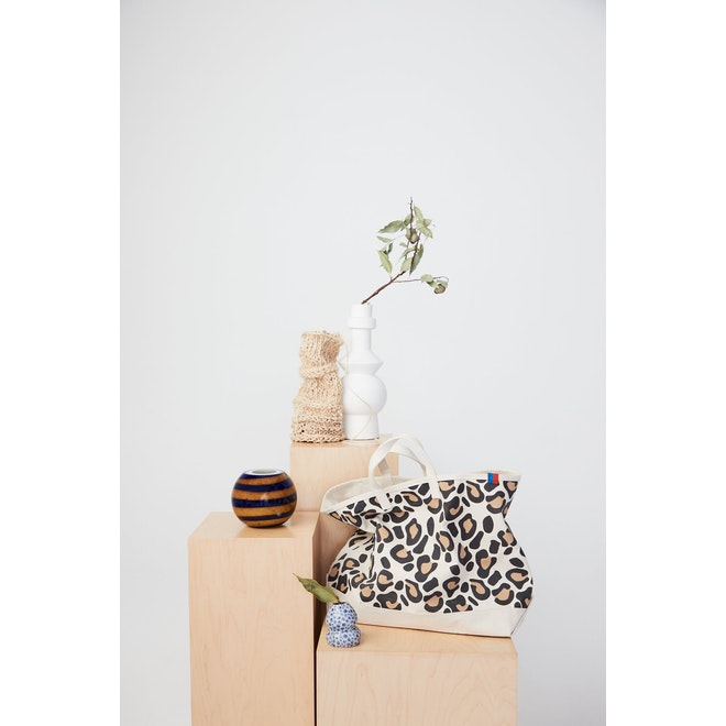 The Leopard Tote - Leopard