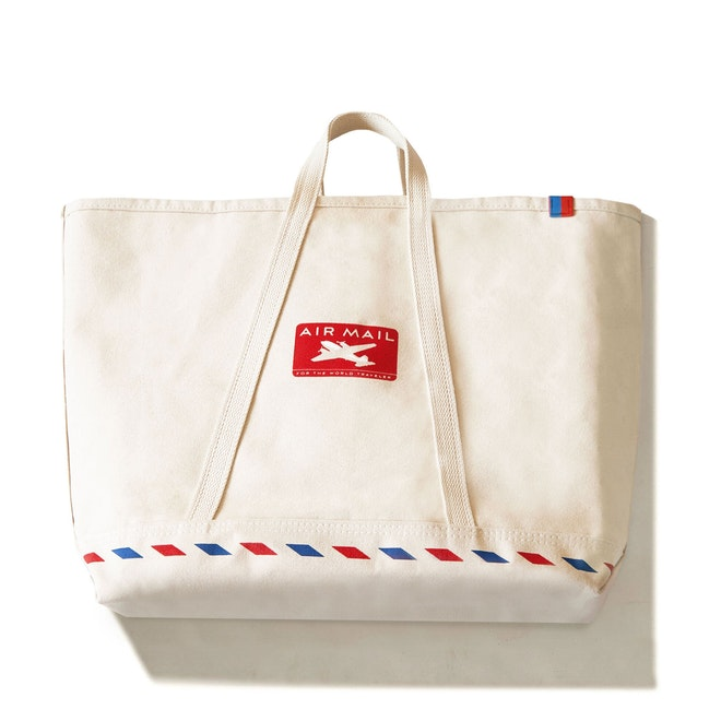 The Air Mail Large Tote - Multi