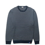 The Chase - Navy/Cream
