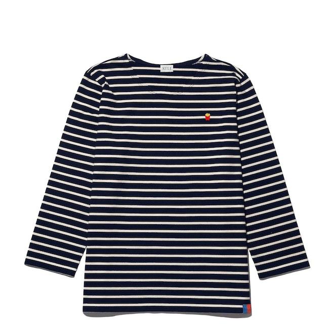 The Classic - Navy/Cream - Monogram