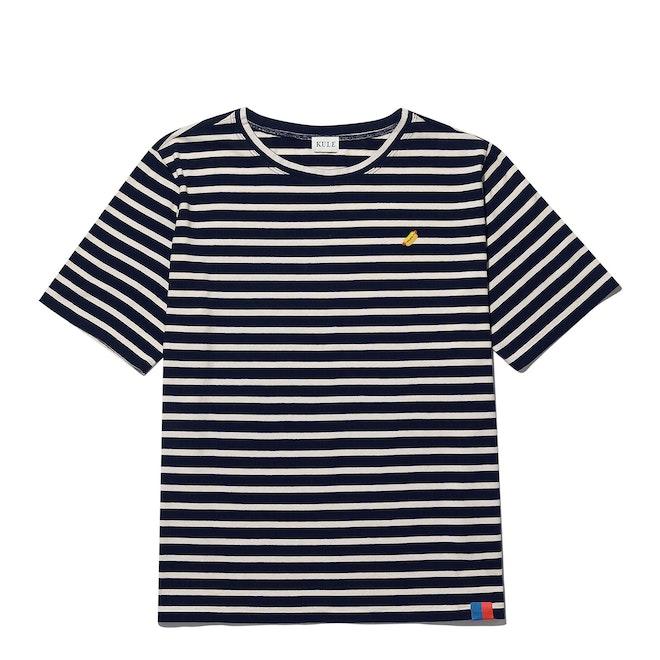 The Modern - Navy/Cream - Monogram