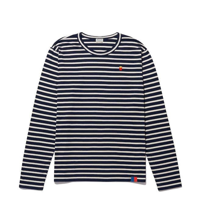 The Rufus - Navy/Cream - Monogram