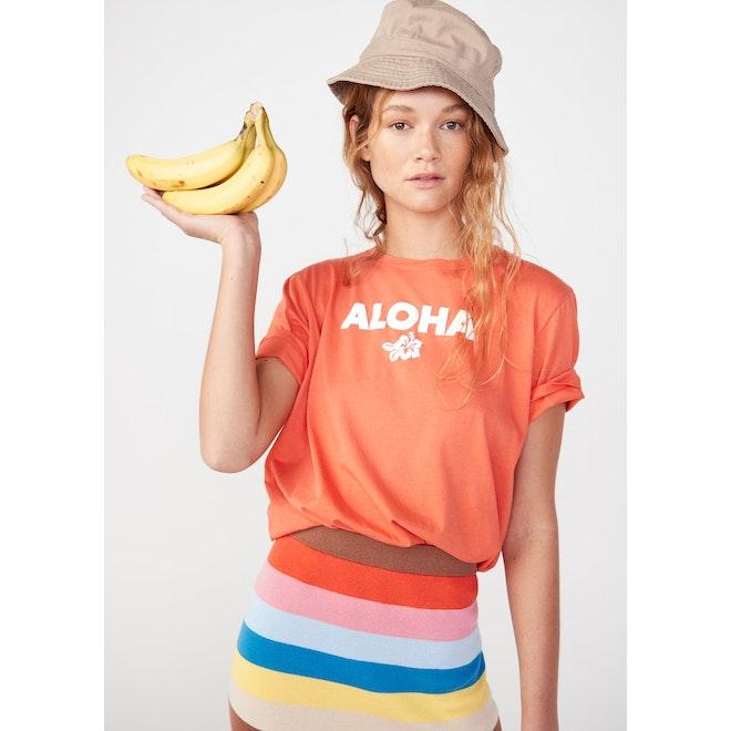 The Modern ALOHA - Poppy
