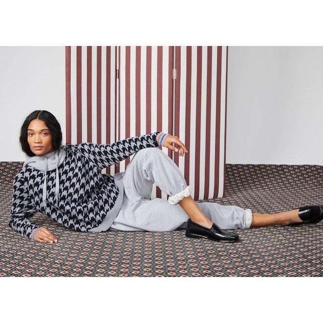 The Women's Sweatpants - Heather Grey