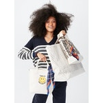 The Knit Tote - Canvas