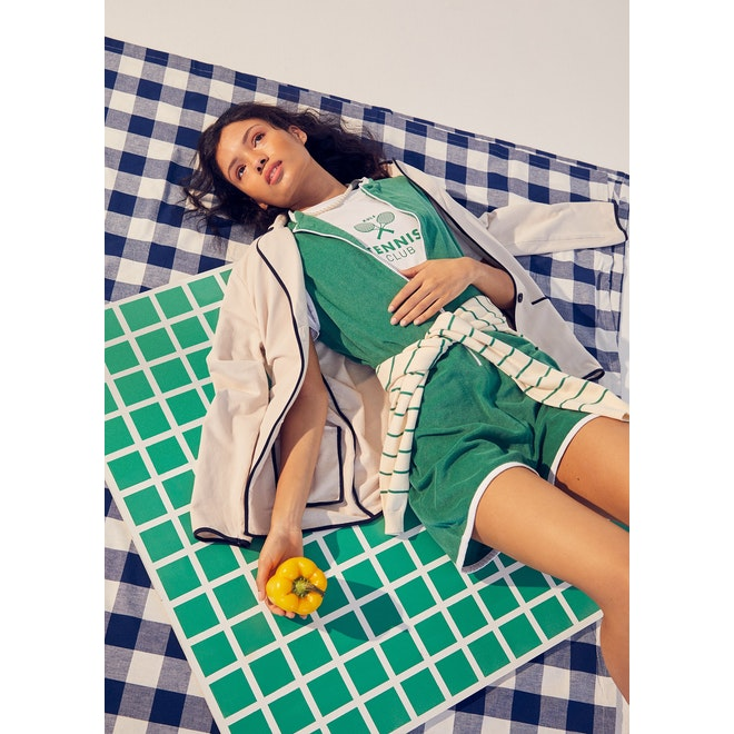 The Serena - Green