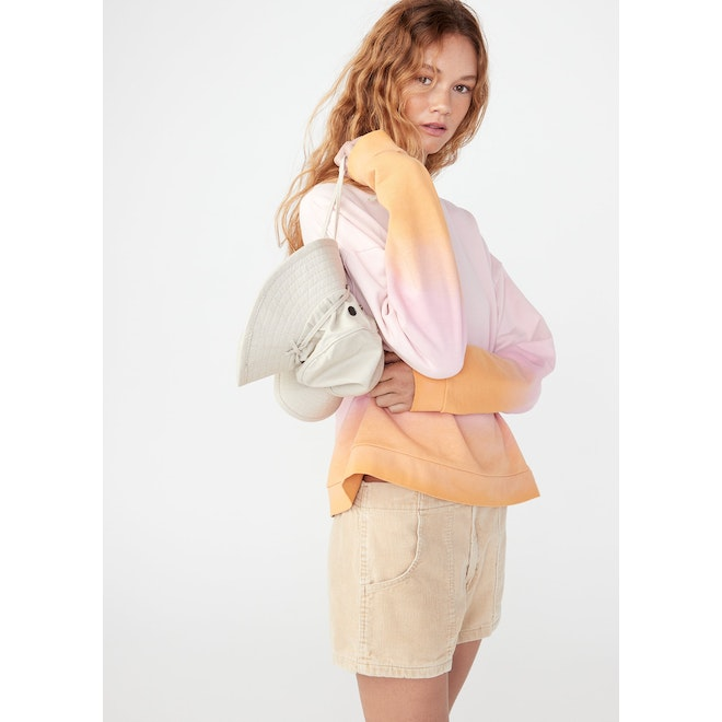 The Organic Ombre Summer - Pink/Gold