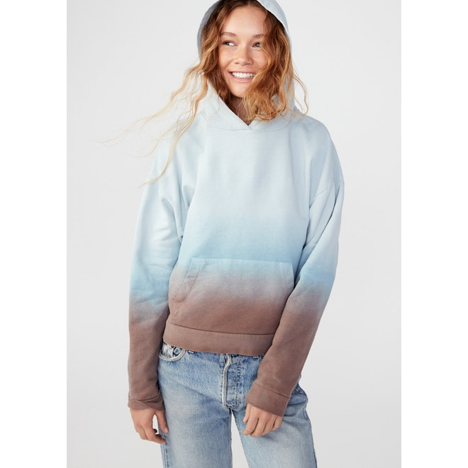 The Organic Ombre Crosby - Blue/Brown