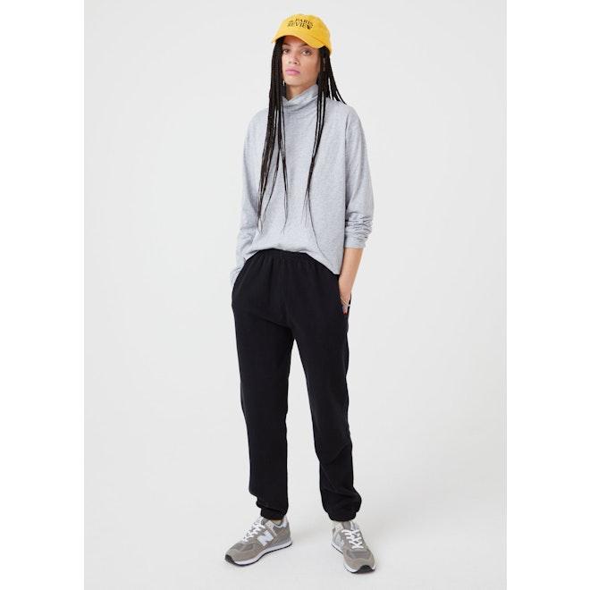 The Women's Sweatpants - Black